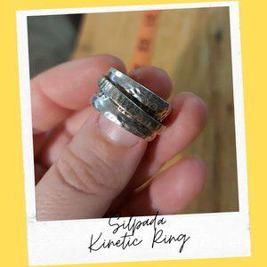 Silpada Kinetic Ring